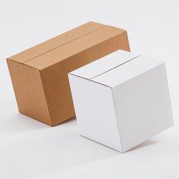 Упаковочные материалы - картонная коробка, 0