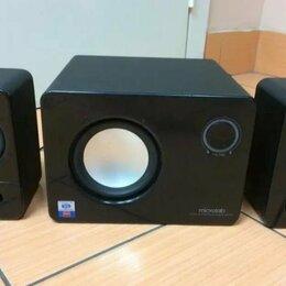Компьютерная акустика - Колонки microlab m600, 0