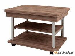 Столы и столики - Журнальный стол-трансформер  Агат 22.2 ясень шимо, 0