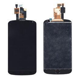 Дисплеи и тачскрины - Модуль (матрица + тачскрин) для LG Nexus 4 E960…, 0