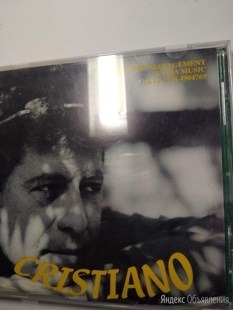 CD CRISTIANO по цене 50₽ - Музыкальные CD и аудиокассеты, фото 0