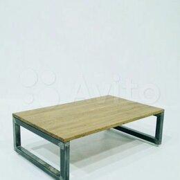 Столы и столики - стол журнальный из дуба , 0