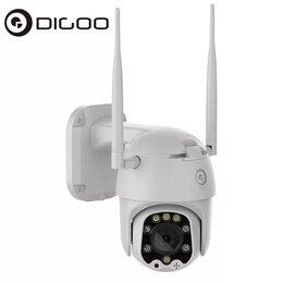 Камеры видеонаблюдения - Камера видеонаблюдения Digoo wi-fi IP, 0