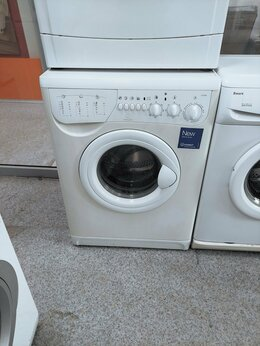 Стиральные машины - (5кг) INDESIT с гарантией  стиральная машинка, 0