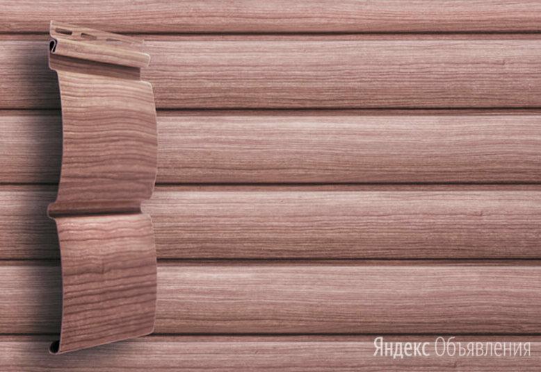 Сайдинг виниловый Grand Line Блок-Хаус Тундра 3,0 по цене 433₽ - Сайдинг, фото 0