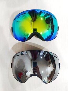 Защита и экипировка - Горнолыжные очки, 0
