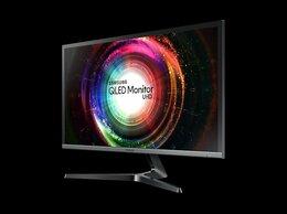 Мониторы - Монитор Samsung UHD 27'9 4K U28H75, 0