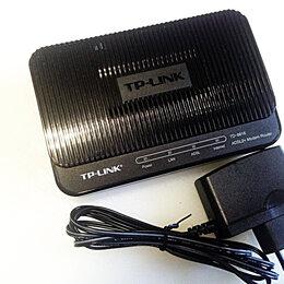 Проводные роутеры и коммутаторы - Роутер ADSL2+ TP-LINK TD-8816, 0
