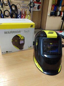 Маски и очки - Сварочная маска хамелеон ESAB Warrior Tech 9-13, 0