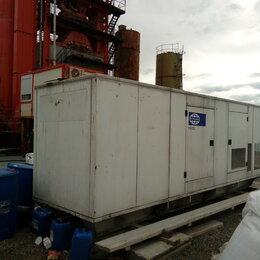 Электрогенераторы и станции - Дизельный генератор 400 кВт. FG Wilson P500, 0