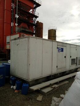 Электрогенераторы - Дизельный генератор 400 кВт. FG Wilson P500, 0