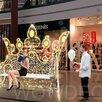 Светящаяся композиция Корона по цене 137332₽ - Новогодний декор и аксессуары, фото 0