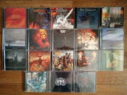 Музыкальные CD и аудиокассеты - CD Лицензия Death, Doom, Grind, 0