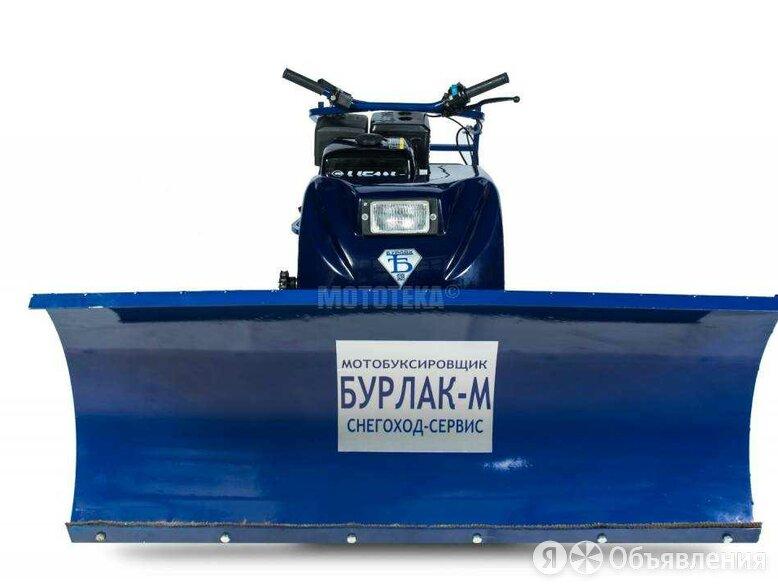 Отвал снегоуборочный для моделей БУРЛАК - М длиной 1450 мм с передним приводом по цене 11900₽ - Снегоуборщики, фото 0