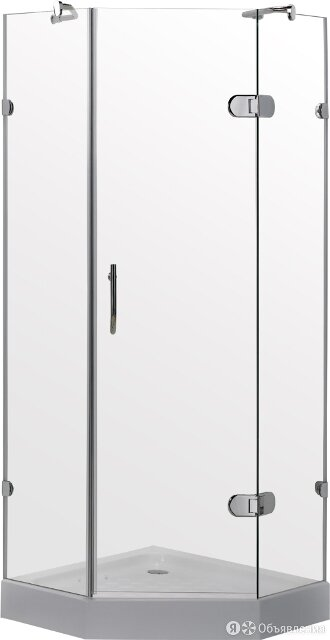 Душевой уголок Timo BY-839 матов. (80*80*200) по цене 57700₽ - Полки, шкафчики, этажерки, фото 0