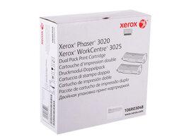 Картриджи - Тонер-картридж Xerox Phaser 3020/ WC 3025, 3К…, 0