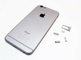 Корпусные детали - Корпус iPhone 6s (возможна установка), 0