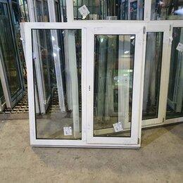 Окна - Окно пластиковое двухстворчатое в наличии, 0