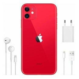 Мобильные телефоны - iPhone 11 64gb Red, 0