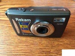Фотоаппараты - компактный фотоаппарат Rekam iLook LM9, 0