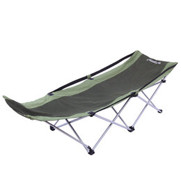 Походная мебель - Кровать складная KING CAMP (алюм.) 3857 Aluminium Compact bed , 0