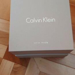 Наручные часы - Часы мужские механические Calvin Klein Infinite Automatic ETA 2824-2, 0