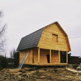 Готовые строения - Изготовление бань из шлифованного бруса, 0