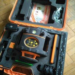 Измерительные инструменты и приборы - Ротационный нивелир Geo-Fennel FL 260 VA, 0
