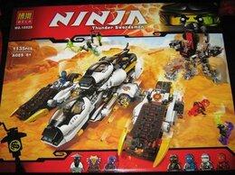 Конструкторы - Lego Ninjago (аналог) - Bela 10529, 1135 деталей, 0