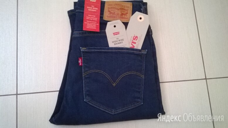 Новые женские джинсы Levi's 721 по цене 3500₽ - Джинсы, фото 0