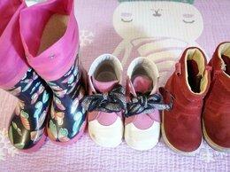 Сапоги, полусапоги - Обувь для девочки, 0