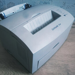 Принтеры и МФУ - Принтер лазерный Lexmark E320, 0
