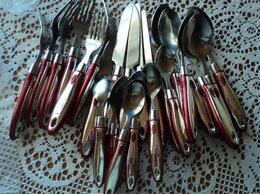 Столовые приборы - Ложки , вилки , ножи столовые, 0