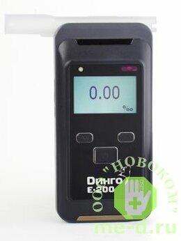 Приборы и аксессуары - Профессиональный алкотестер Динго E-200, 0
