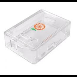 Корпуса - Прозрачный ABS корпус для Orange Pi One, 0
