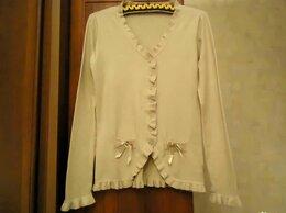 Блузки и кофточки - Кофточка женская. Шерсть.Италия р M-L, 0