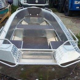 Моторные лодки и катера - Алюминиевая лодка NewStyle - 390easy, 0