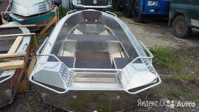 Алюминиевая лодка NewStyle - 390easy по цене 141499₽ - Моторные лодки и катера, фото 0