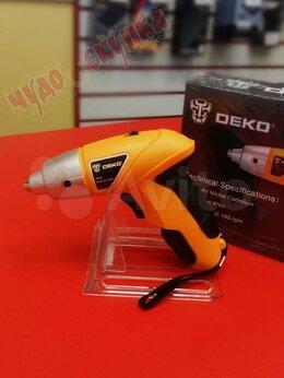 Аккумуляторные отвертки - Аккумуляторная отвертка deko ZKS4, 0
