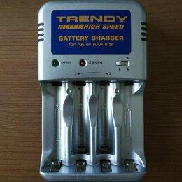 Зарядные устройства и адаптеры питания - АА и ААА зарядное устройство, 0
