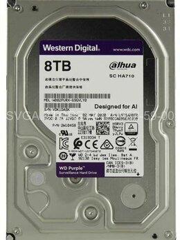 """Внешние жесткие диски и SSD - Жесткий диск 8Tb SATA3 3.5"""" Western Digital…, 0"""