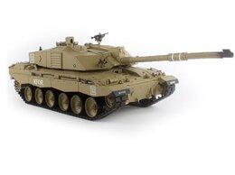 Радиоуправляемые игрушки - P/У танк Heng Long 1/16 Challenger 2 (Британия)…, 0