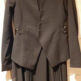 Юбки - Длинная юбка в пол и пиджак., 0