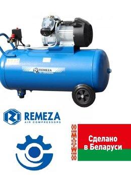 Воздушные компрессоры - Воздушный компрессор Remeza СБ 4/С-100.J2047 B, 0
