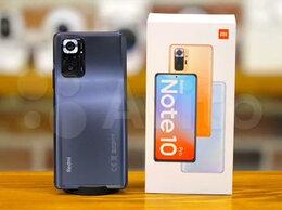 Мобильные телефоны - Xiaomi Redmi note 10 pro 128гб серый новый, 0