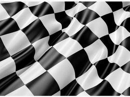 Флаги и гербы - Флаг Финишный флаг Старт Финиш Спортивный для, 0