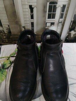 Ботинки - Зимние ботинки для мальчика, р.39, 0