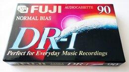 Музыкальные центры,  магнитофоны, магнитолы - Аудио Кассета FUJI - DR-I - 90 - Type I - Normal…, 0