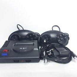 Ретро-консоли и электронные игры - Сега+денди HDMI - 690 игр, 0