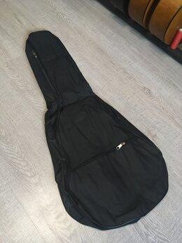 Аксессуары и комплектующие - Чехол для гитары 38 размер новый, 0